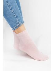 Носки shk212 Розовый Пудровый