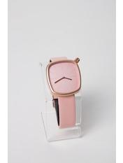 Женские часы Доминик Длина 23(см)/Ширина 1.7(см) Розовый Пудровый