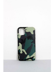 Чехол для iPhone Хаки 7+/8+ Зеленый Хаки