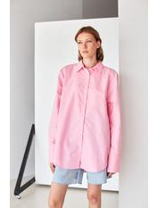 Рубашка RA-0723R S Розовый