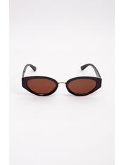 Солнцезащитные очки Р05625 Коричневый 14*3,8