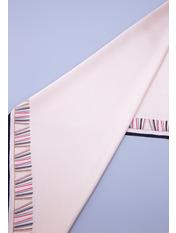 Платок атласный PLA-21022 Молочный Белый