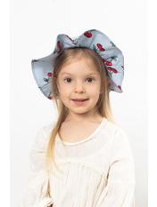 Шляпа детская Манк Голубой 49 Голубой