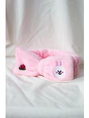 Повязка косметическая CD-006 Розовый