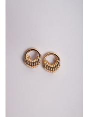 Сережки пусети SER-21303 Золотистый