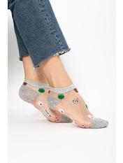 Носочки Сюзи Серый 36-39