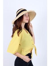 Шляпа широкополая Галия