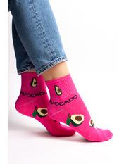 Носочки Нефи 36-40 Розовый Малиновый