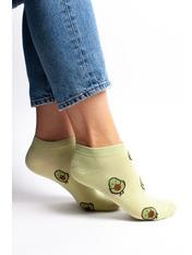 Носочки Скарлет 36-39 Зеленый Салатовый