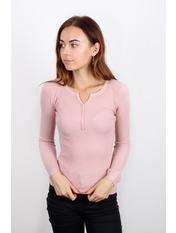 Гольф трикотажный Люси Розовый Розовый S-M