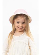 Шляпа детская Кимби Розовый 48 Пудровый