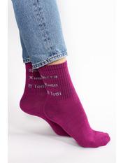 Носочки Мерли Фиолетовый 36-41