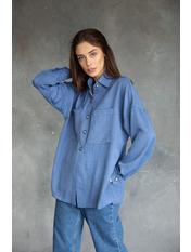 Рубашка RA-6495 S Синий