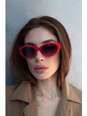 Сонцезахисні окуляри  BG 2051 14*4,5 Красный