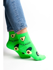 Носочки Нефи 36-40 Зеленый Салатовый