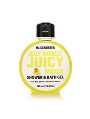 Гель для душа Jelly Bubbles Mr.SCRUBBER Juicy Mango 300 мл