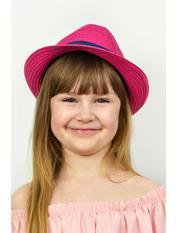 Шляпа детская Барбадос Розовый Малиновый 50
