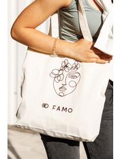 Эко-сумки Молочный 37,5*36,5*7