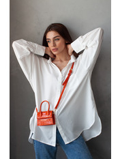 Рубашка RA-5998 one size Белый