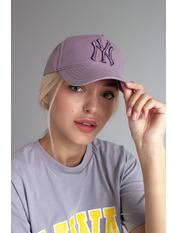 Бейсболка BK-5069 Фиолетовый 57-58 Лиловый