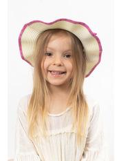 Детская шляпа SHL-3991 Розовый 49