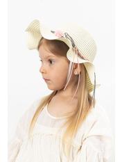 Шляпа детская Хигс Молочный 50 Молочный