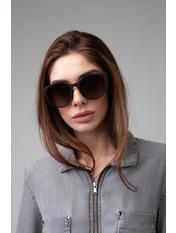 Солнцезащитные очки РО3038 14*5,6 Коричневый Коричневый матовый