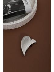 Заколка ZAK-21032 Серебристый Длина 6.5(см)/ Ширина 3.5(см)