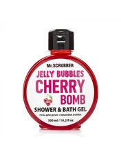 Гель для душа Jelly Bubbles Mr.SCRUBBER Cherry Bomb 300 мл