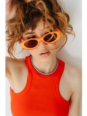 Солнцезащитные очки В006 Оранжевый