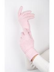 Женские перчатки Герда one size Розовый Розовый