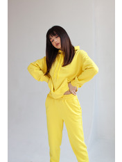 Костюм KT-3646 Желтый M Лимонный