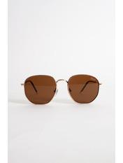 Солнцезащитные очки В1134 14*5 Коричневый