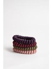 Набор резинок Вики Разноцветный 1 one size Разноцветный
