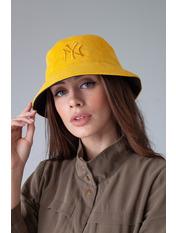 Панама Вілір Жовтий one size Жовтий