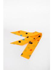 Шарф Кристи 85*5 Желтый