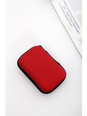 Чехол для наушников Кора one size Красный Красный
