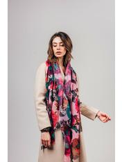 Шарф Лолли 180*80 Розовый Пудровый