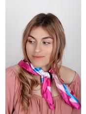 Платок атласный PLA-21100 Розовый Пудровый