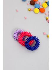 Набор резинок Руби Разноцветный 5 Ширина 1(см)/ Диаметр 3.5(см) Разноцветный