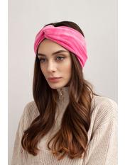 Повязка на голову Аиша one size Розовый Малиновый