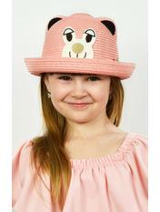 Шляпа детская Элсмир Оранжевый Персиковый 52