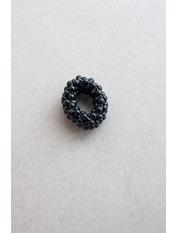 Резинка для волос Елиана 999 Черный