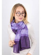 Шарф Мунго 160*60 Фиолетовый Фиолетовый