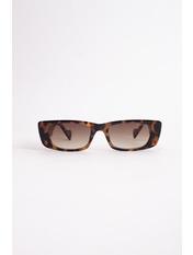 Солнцезащитные очки В6952 Коричневый Коричневый с принтом