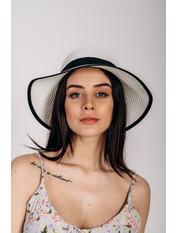 Шляпа слауч Джеми Белый 55 Белый