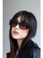 Сонцезахисні окуляри 6938 14,5*4 Коричневый