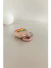 Чехол для наушников Apple Бургер