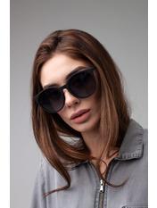 Солнцезащитные очки РО3038 14*5,6 Черный Черный матовый