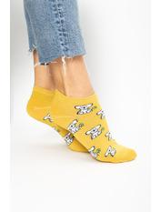 Носочки Доун 36-41 Желтый Желтый